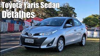 Toyota Yaris Sedan 2019 XL Plus Tech em detalhes