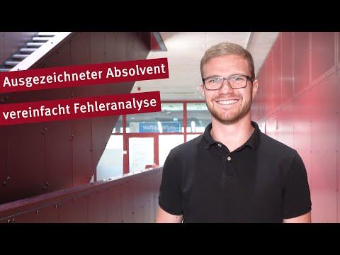 Daniel Sartison - einer unserer besten Absolventen