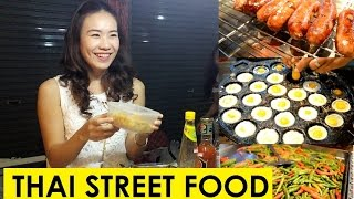 Roi Et Thailand  City pictures : Thai Street Food - Chinese Opera at Roi-et Thailand