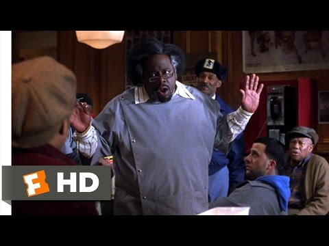 Barbershop (6/11) Movie CLIP - Rosa Parks, Rodney King and Jesse Jackson (2002) HD