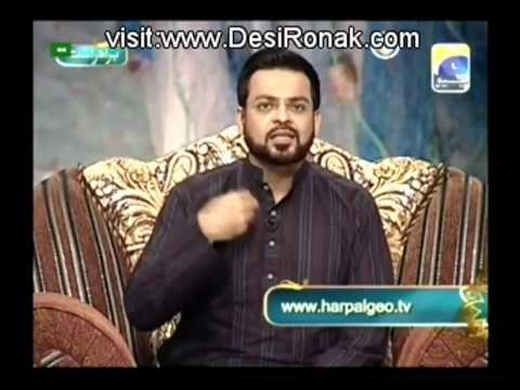 Watch Pehchan Ramzan - Sehar Transmission - 18th August 2012