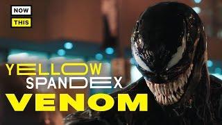 The Evolution of Venom | Yellow Spandex #21 | NowThis Nerd