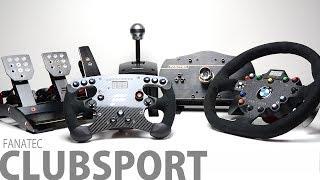 Video FANATEC CLUBSPORT | SIM RACING MP3, 3GP, MP4, WEBM, AVI, FLV Maret 2019