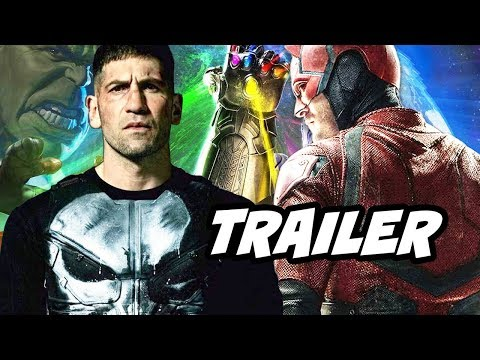 Marvel The Punisher Episode 1 Trailer and Daredevil Season 3 Breakdown