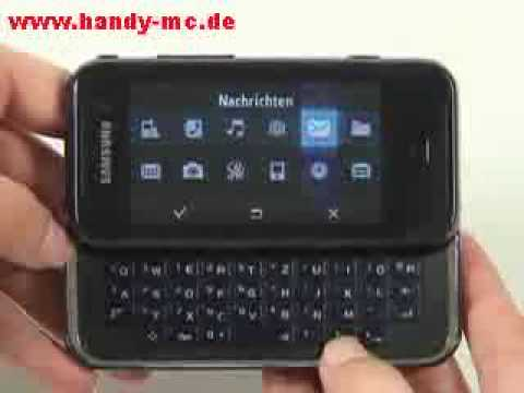 Samsung SGH-D780 Review