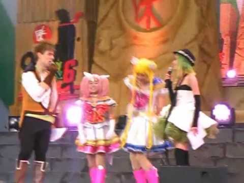 Oishi Cosplay 6 World Cosplay Summit : Team 6 – Sailor Moon