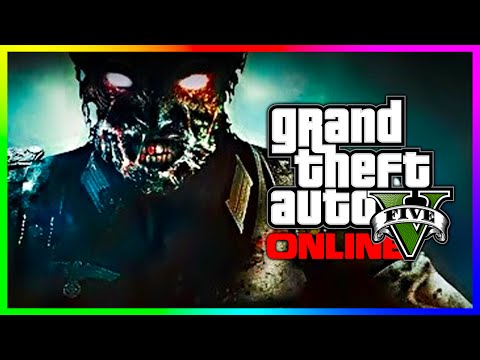 code - GTA 5 GTA Online Single Player Zombies DLC Code Found - GTA 5 NEW Zombie DLC Confirmed in