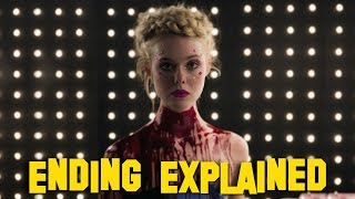 Nonton The Neon Demon Ending Explained Film Subtitle Indonesia Streaming Movie Download