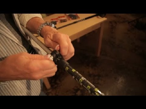 How to Fix a Leki Walking Pole : Backpacking Supplies