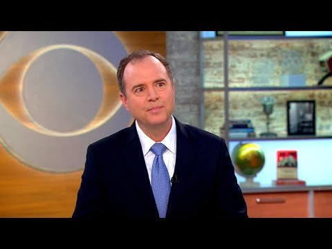 Adam Schiff on what Trump got right in Syria strike, Comey interview