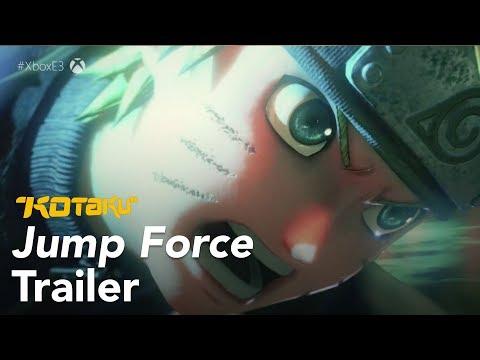 Jump Force - trailer E3 2018