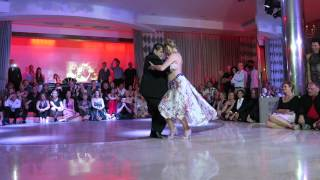 Canary Islands 2015 Tango Festival Las Palmas de Gran Canaria Argentina Tango.