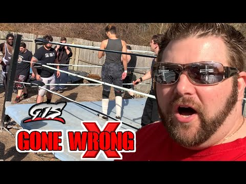 WE TRIED To Film GTS Wrestling... And THIS HAPPENED!