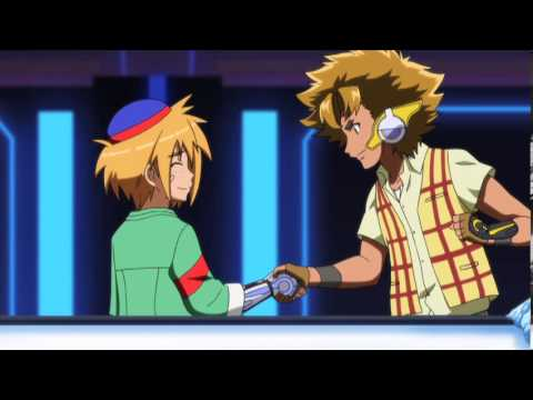 "B-DAMAN CROSSFIRE- Episode 9 - ""This is Break Bomber!?"""