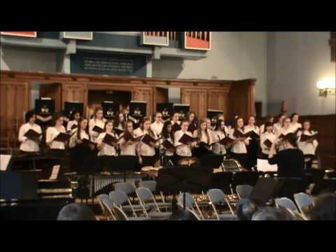 One Day More (Les Miserables) - Girls' Division Sr Choir (May Serenade 2017)