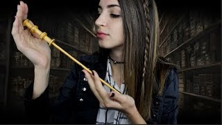 Video [ASMR] Magical Wand Pairing Roleplay (Binaural Soft Spoken) MP3, 3GP, MP4, WEBM, AVI, FLV Juni 2018