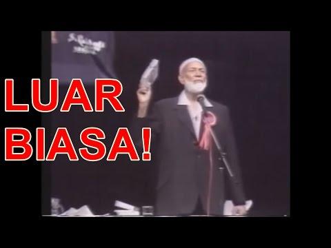 Jawapan luar biasa Sheikh Ahmed Deedat kepada Jimmy Swaggart dan Anis Shorrosh