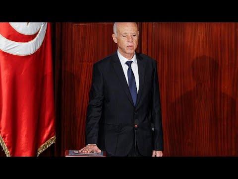 Ανεξάρτητος, δημοφιλής και ενωτικός ο νέος πρόεδρος της Τυνησίας…