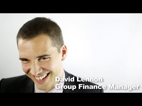 Meet our people… David Lennon, Group Finance Manager at Oxford Instruments