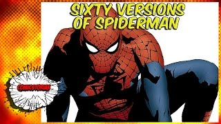 Spiderverse - 60+ Versions of Spiderman - Know Your Spiderverse