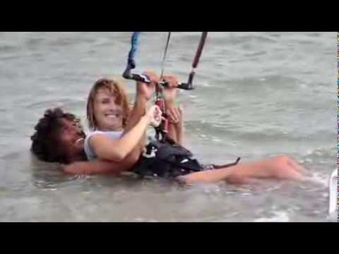Tandem Kitesurfing   Double Pleasure   Kitesurf