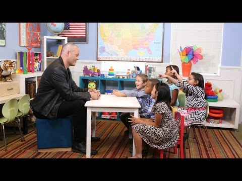 Vince Vaughn Asks Kids What They re Thankful For