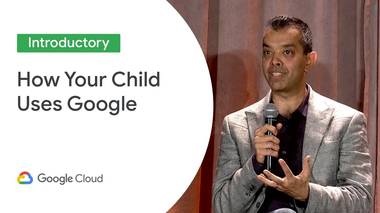 Video of Google Cloud Next presentation