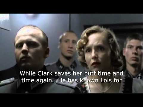 Hitler reacts to Lana Lang's return in season 8 of Smallville