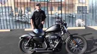 1. Pre-Owned 2010 Harley-Davidson Sportster Iron 883