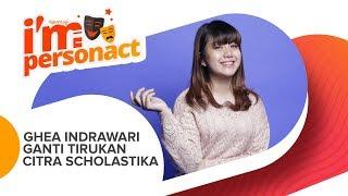Video #Impersonate - Ghea Indrawari Tirukan Citra Scholastika MP3, 3GP, MP4, WEBM, AVI, FLV November 2018