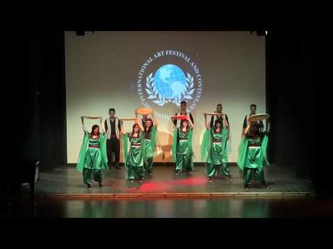 """RIMINI FEST 2016"" - GALA CONCERT FOLK DANCE GROUP ""ARRABA"""