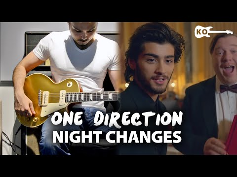 One Direction – Night Changes – Electric Guitar Cover by Kfir Ochaion