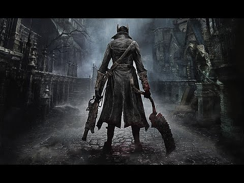 Все о Bloodborne Часть 1 Подземелья