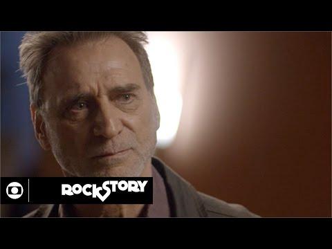 Rock Story: capítulo 141 da novela, sábado, 22 de abril, na Globo