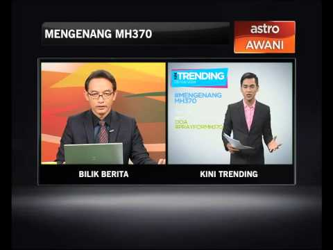Agenda Awani: Mengenang MH370