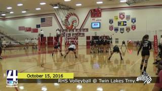 RHS Volleyball @ Twin Lakes Invitational
