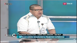 Video Penjelasan TKN Jokowi-Ma'ruf Soal Efek dari Manuver Amien Rais - iNews Pagi 09/10 MP3, 3GP, MP4, WEBM, AVI, FLV Oktober 2018