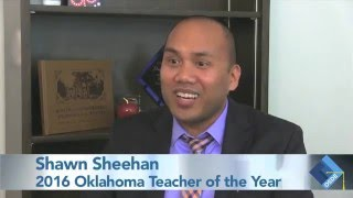 TLM Campaign Founder Selected as Finalist for National Teacher of the Year