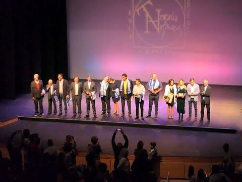 III Gala Homenaje Caballeros del Mar celebrada en Isla Cristina