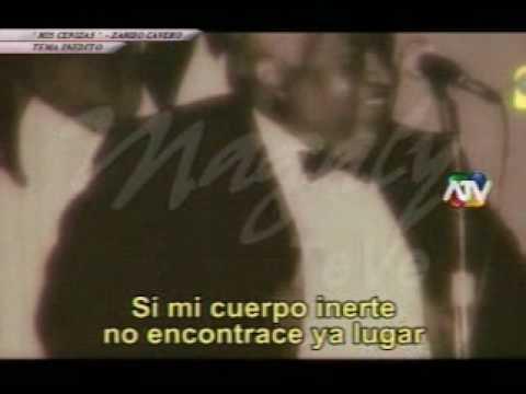 Zambo Cavero Falleció, el Perú está de Luto