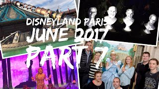 Saturday 1st July 2017 - The Forest of Enchantment, Phantom Manor, Princess Pavillion and Hyperspace Mountain We start by ...