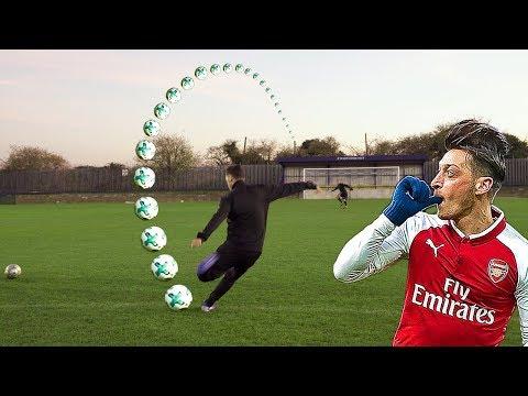 Mesut Özil vs freekickerz ⚽ 50 Meter Weitschuss Challenge! - Thời lượng: 4 phút, 29 giây.