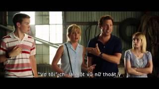 GiaĐình Bá Đạo - We Are The Millers - Hậu trường phim