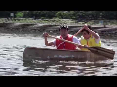 京華中学校 カヌー造りプロジェクト