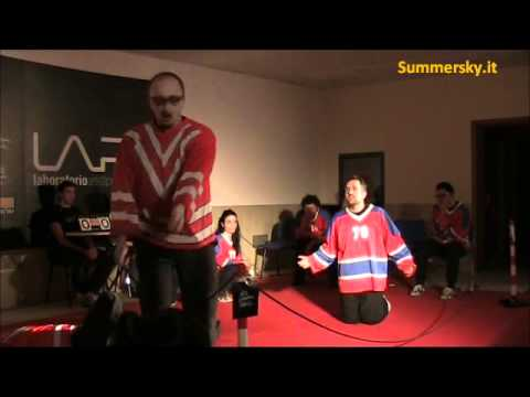 Match Race Improvvisazione Teatrale Ischia vs Brescia - Prima Parte