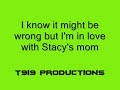 Bowling for Soup – Stacys Mom
