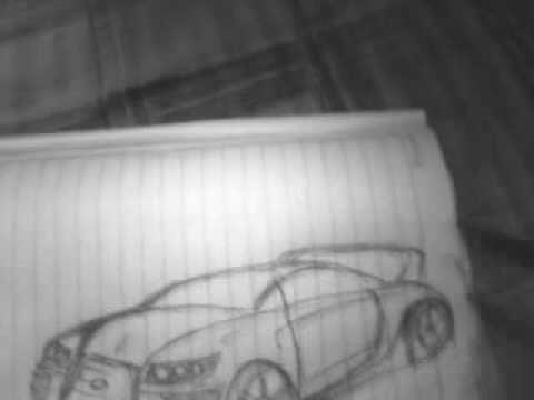 autos tuning dibujado