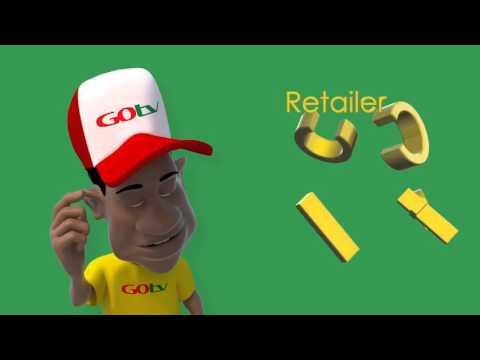 How to install your GOtv decoder and GOtenna
