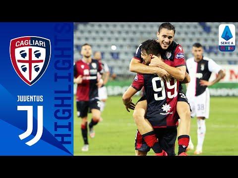 Cagliari Calcio 2-0 FC Juventus Torino