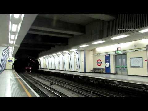 Historic London Underground Stations - Blackfriars tube station